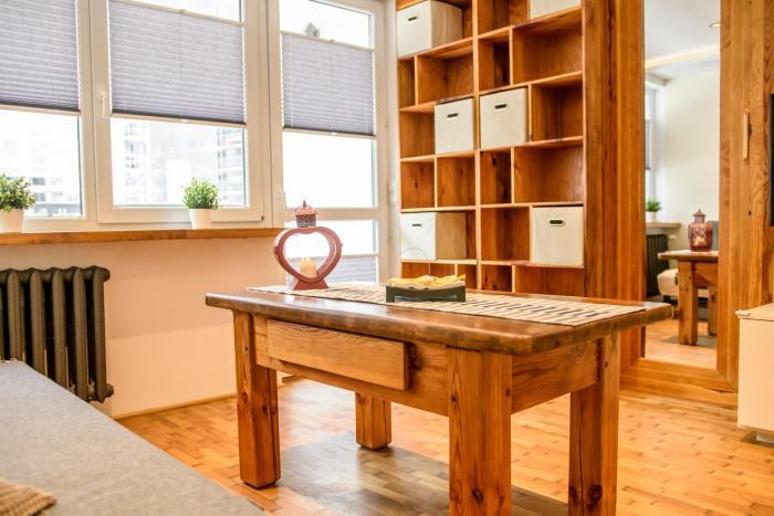 Chmielna Wood Lux