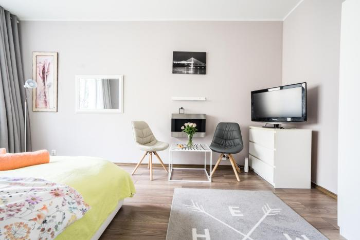 Cosy Sunny Central Apartment next to Wisła River