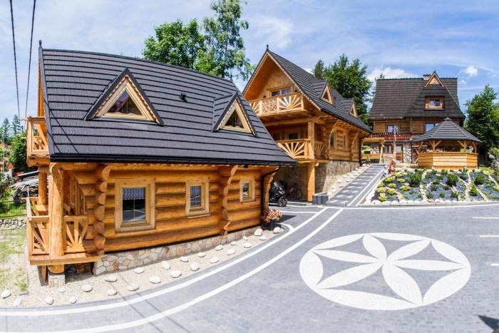 udanypobyt Domy Tatra Family