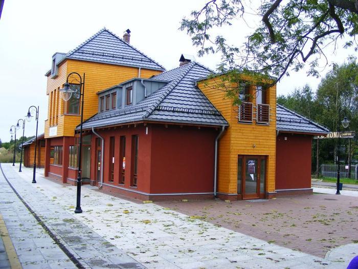 Dworzec Niechorze