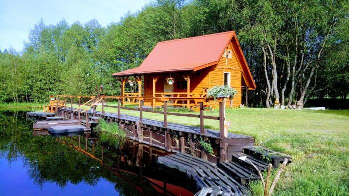 Domek Łukaszówka