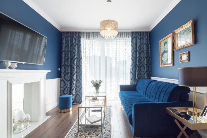 Apartament Klasyczny i Barokowy w Gdańsku