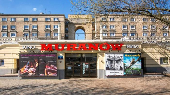 PO Apartments Kino Muranow