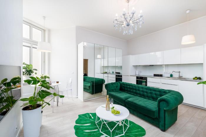 Green Apartment Piaskowa przy Starym Rynku