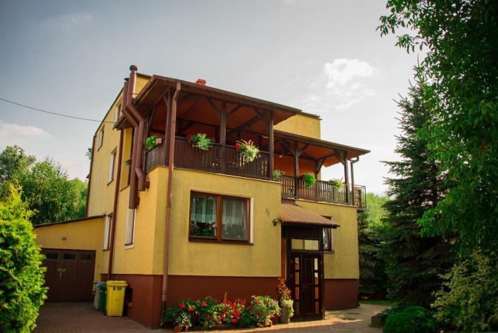 Dom Pod Orzechami