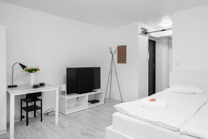 Apartment Warsaw Sandomierska