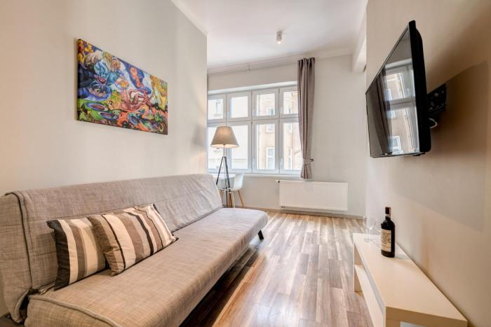 Dom House Apartments Station Sopot