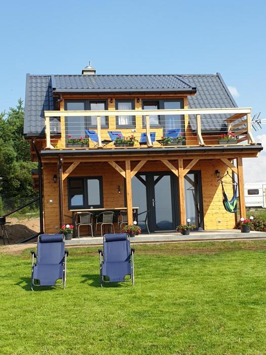 Domek z widokiem na jezioro Domek Jerzy