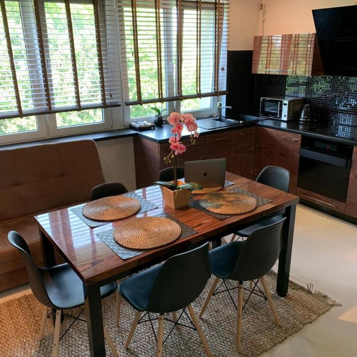 Your Home in Warsaw - Apartment Stegny- Mokotow