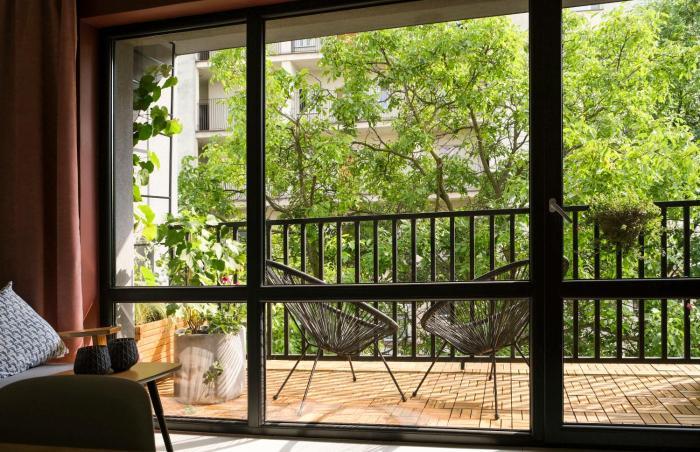 Apartament Krahelskiej