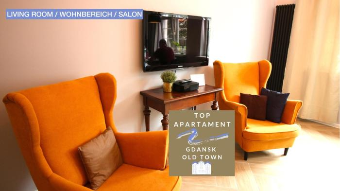 Top Apartament Gdansk Old Town