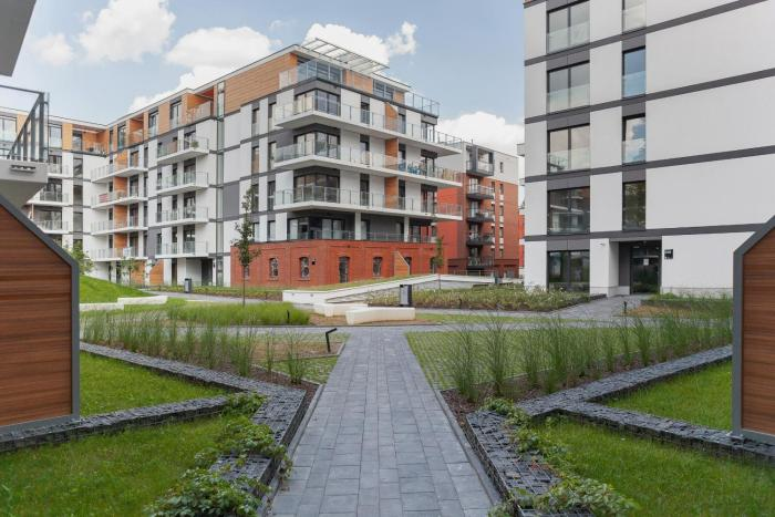 Apartments Cracow Rakowicka by Renters
