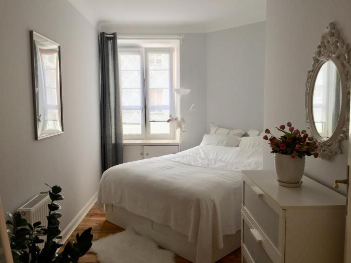 Beautiful apartment in the heart of Warsaw: Poznańska Str.Parking!