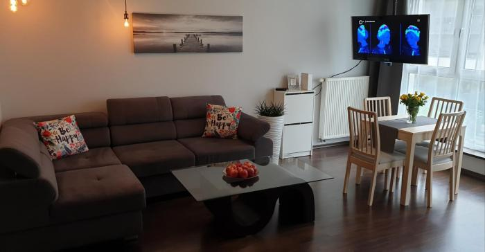 Apartament NAD MALTĄ