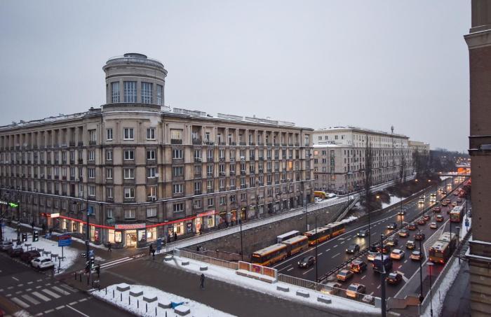 Marszałkowska Queen Residence