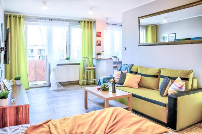 Apartament Długie Ogrody