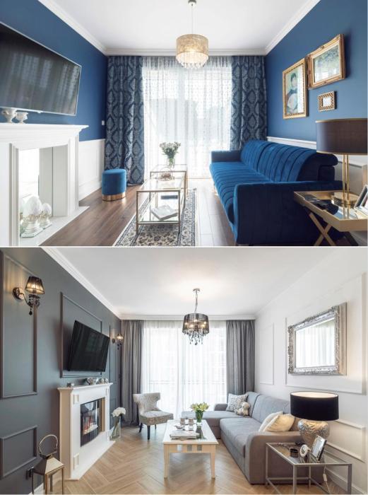 Apartamenty Klasyczny i Barokowy w Gdańsku