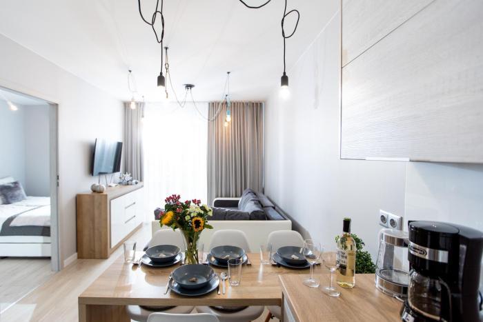 Apartament Silver Leśne Tarasy