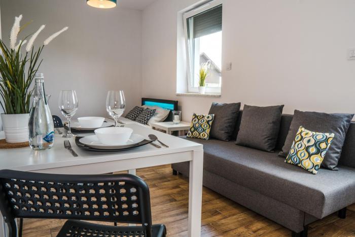Wawelska New Apartments