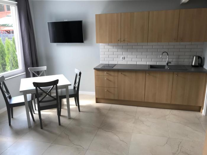 Apartamenty na Wydmie, Międzywodzie
