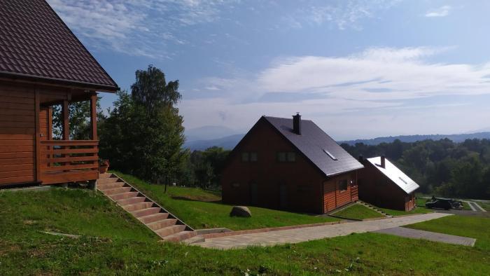 Domki w Beskidach