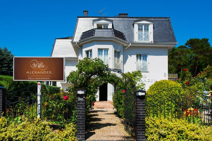 Willa Alexander Resort SPA