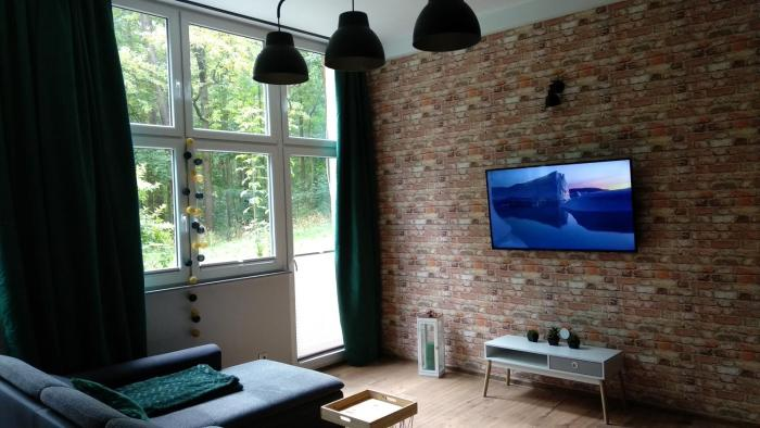 Apartament 5 przy Parku Leśnym