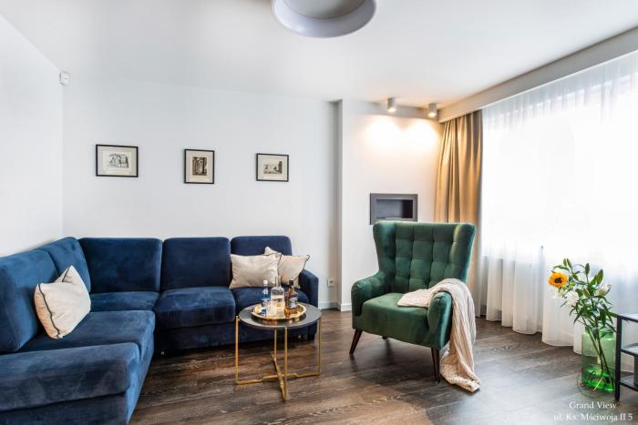 Apartamenty w Centrum Szczecina LD
