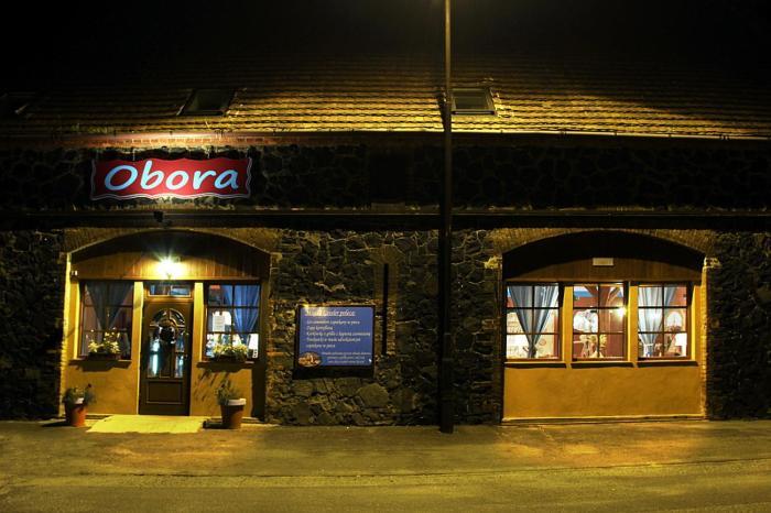 Restauracja Obora