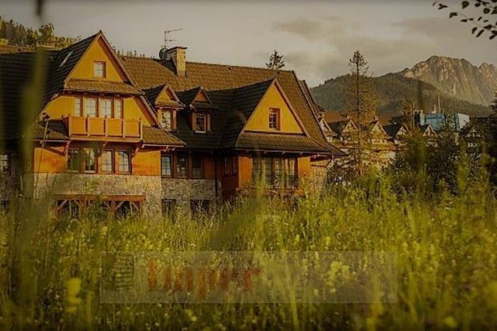 Ski Bory apartament koło Nosala z widokiem na Giewont