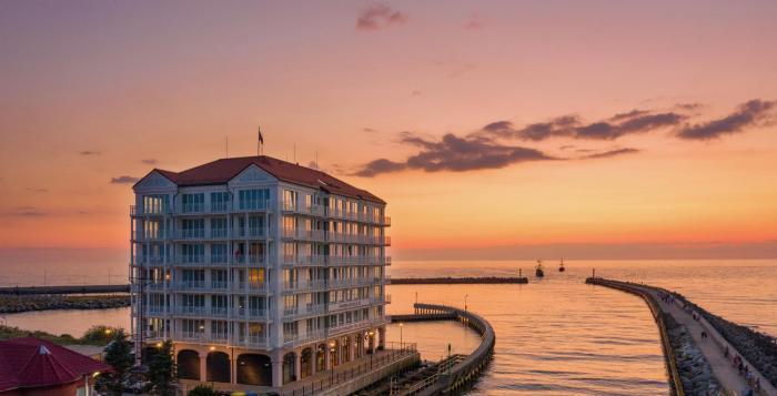 Apartamenty Marina Royale