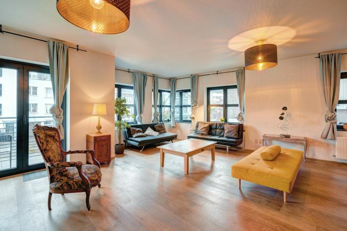 Theater Lodge Luxury Apartment in Heart of Antwerp