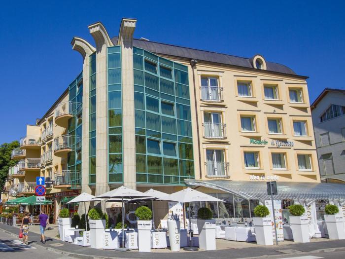 Exquisite Apartment in Międzyzdroje with Balcony
