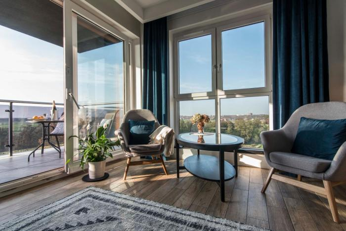 Panorama Suite Top Apartment Gliwice
