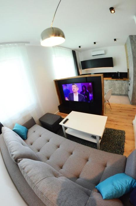 Amazing new apartment in Cracows city center AC balcony top floor