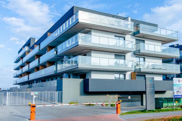 Apartament TURKUSOWY Gardenia Dziwnów
