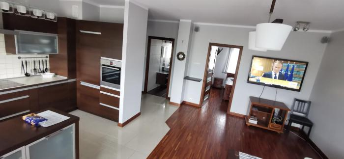 Apartament Familijny Gdańsk 3 ROOMS 64m2