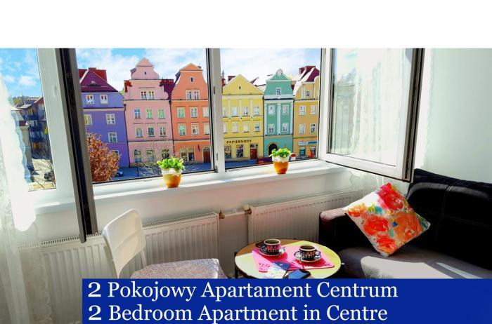 OZONOWANY Apartament Przy Starówce Stella