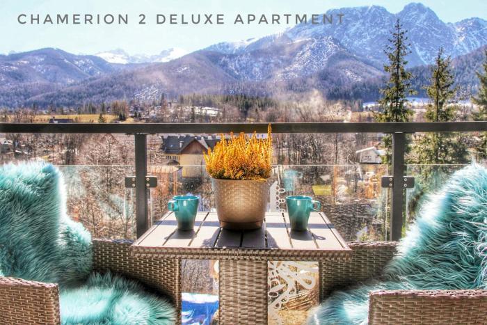 Polana Szymoszkowa Ski Resort Chamerion Apartments