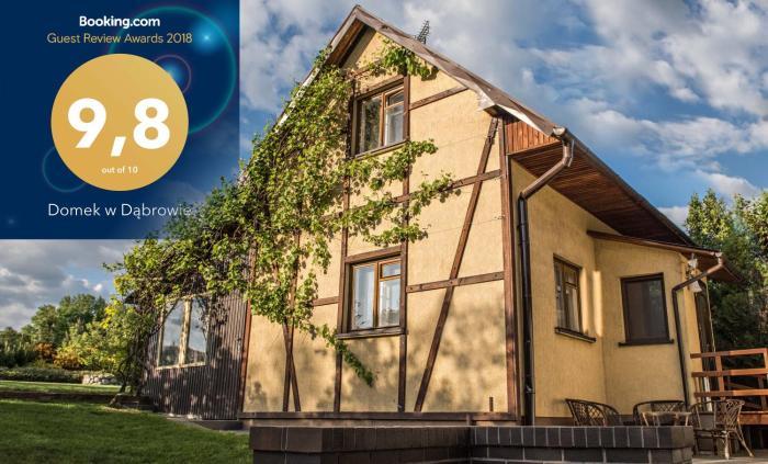 Domek w Dąbrowie