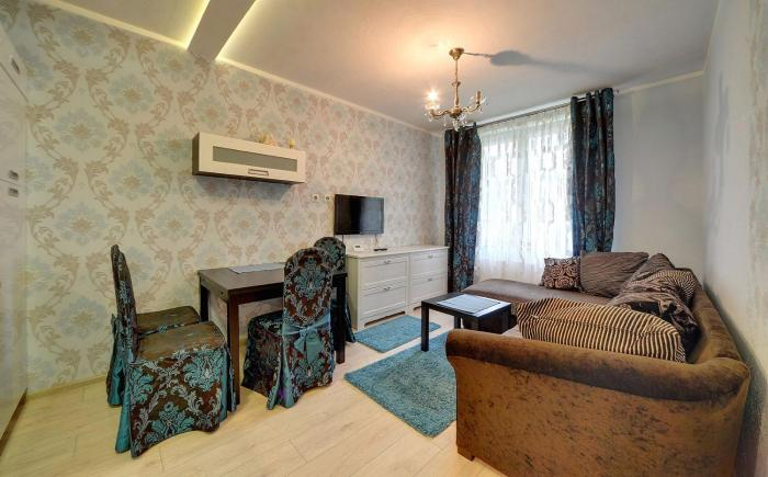 ApartInvest Apartament Pałacowy