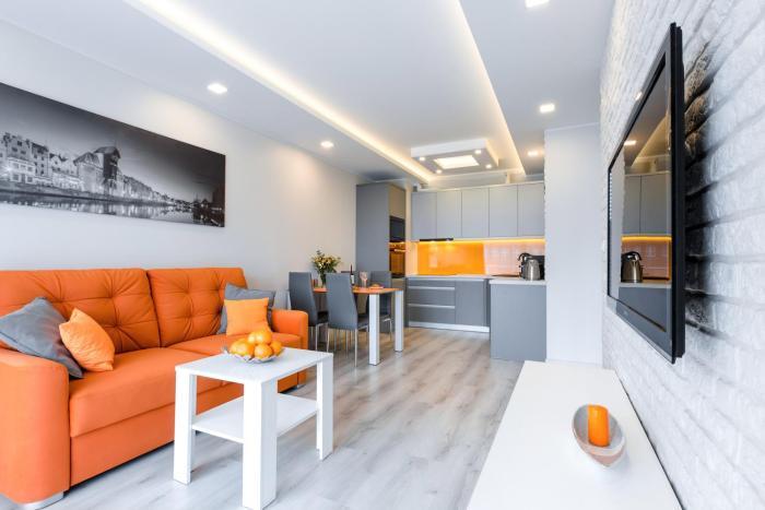Apartment Orange Dream