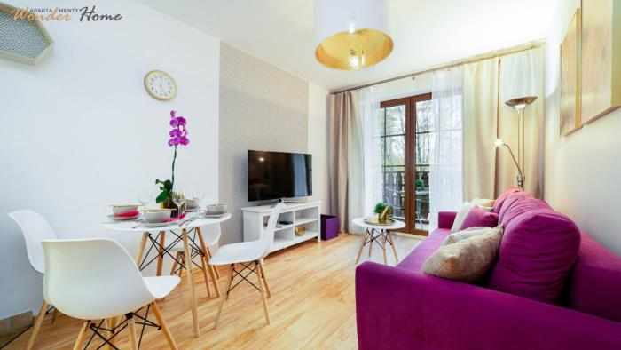 Apartamenty Wonder Home Nadrzeczna