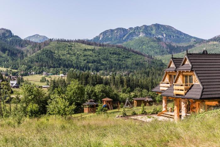 Tatrahytte Domek w górach
