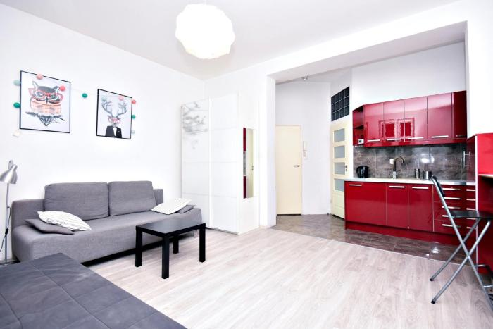 Apartament Studio 33 Red Sopot