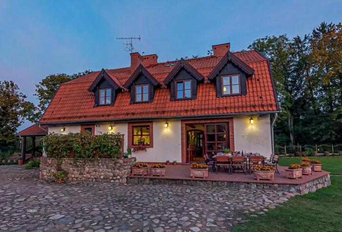 Osada Ulnowo Luxuriousyear round house