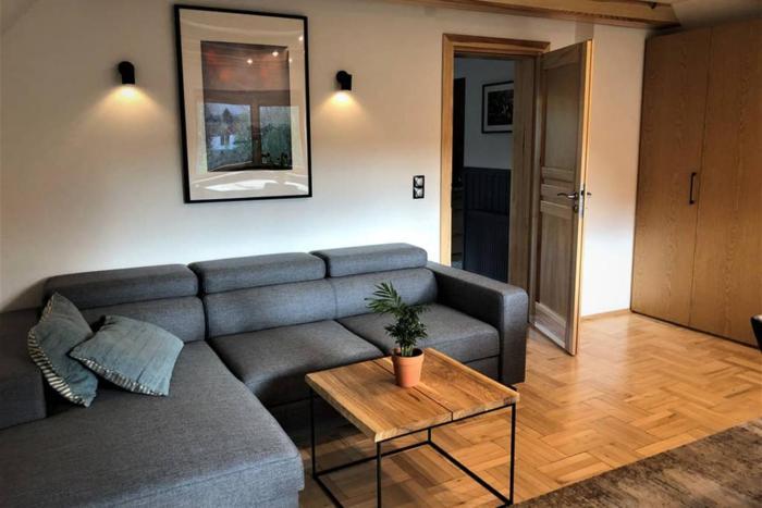 Piękny apartament w Pieninach
