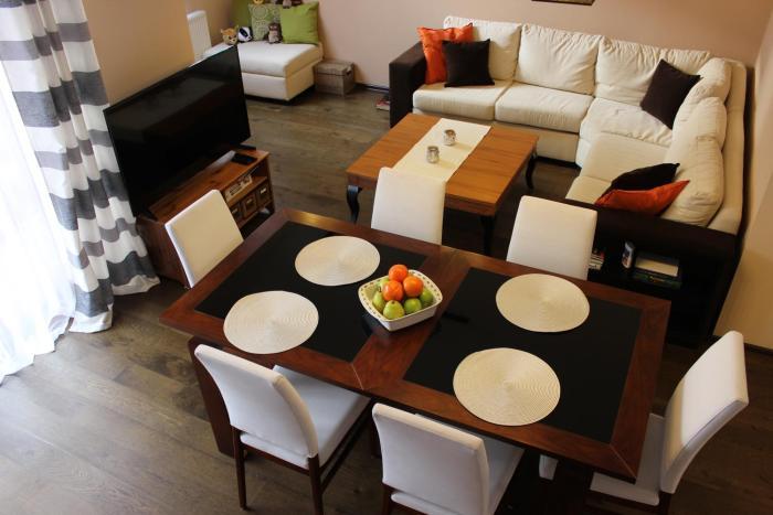 Apartament Na Piętrze w Karpaczu Pod Śnieżką