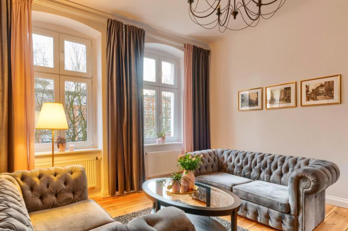 Apartament Skwer Malarzy