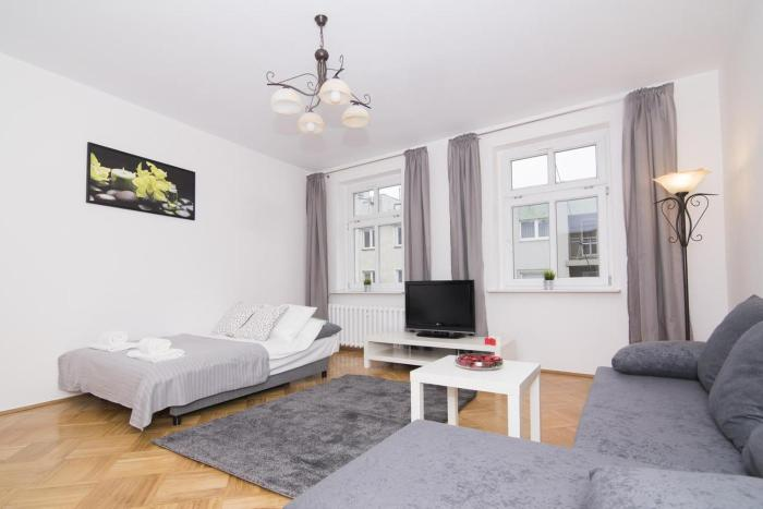Apartment Rooms at Glogowska street